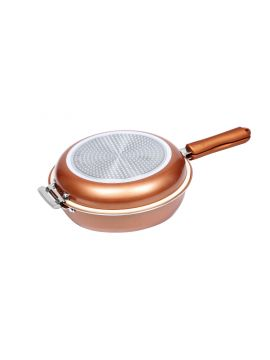 Multi function fry pan