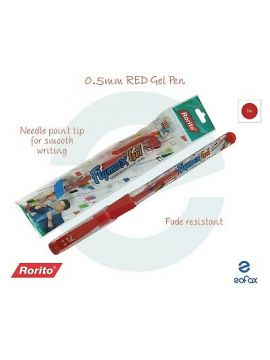 RORITO  RED PEN- GEL