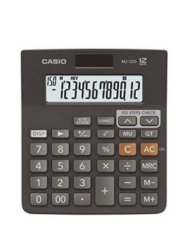 Calculator -Casio MJ 12 D