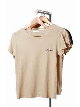 Weekend Celine Crepe Half Top