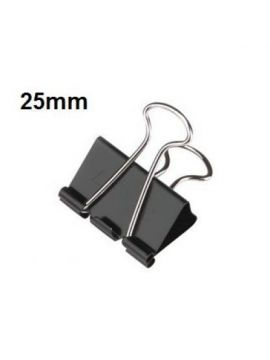 Binder clip 25mm(box)