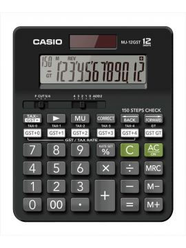 CASIO-MJ 12 GST