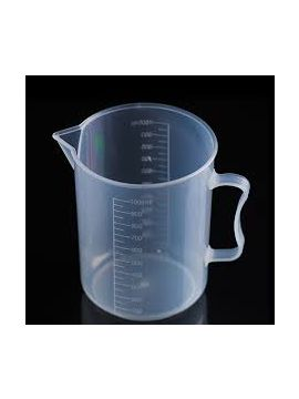Mug 1000ml Plastic