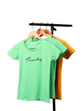 Weekend Green T-Shirt