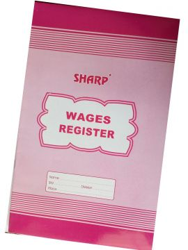 Register of wages