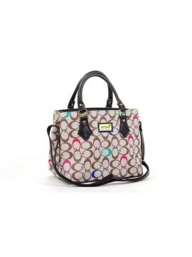 Multicolour With Fusion Hand-held Bag